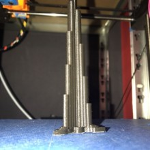 Photo Sharing by User-PLA Filament Black&Brown
