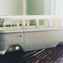 Photo Sharing by User-PLA Filament White-Bus