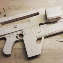 Photo Sharing by User-PLA Filament White-Pistol