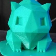 3D Printing-Pokemon-PLA Filament Green