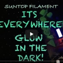 PLA Glow in the Dark Filament Review