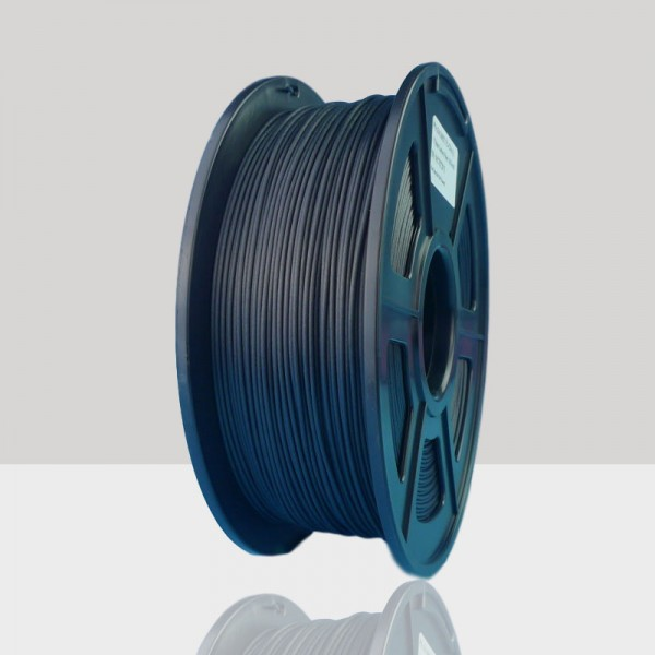 1KG Carbon Fiber PLA Filament 1.75mm for 3D Printers, Rohs Compliance,1kg Spool, Dimensional Accuracy +/- 0.03 mm