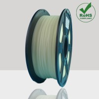 Glow in the Dark 3D Printing Filament 1.75mm for 3D Printers, Rohs Compliance,1kg Spool, Dimensional Accuracy +/- 0.03 mm