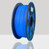 1.75mm ABS Filament Blue for 3D Printers, Rohs Compliance,1kg Spool, Dimensional Accuracy +/- 0.03 mm