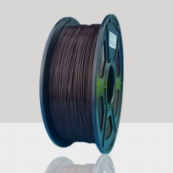 1.75mm PLA Filament Brown for 3D Printers, Rohs Compliance,1kg Spool, Dimensional Accuracy +/- 0.03 mm