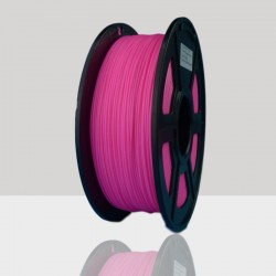 1.75mm ABS Filament Fluorescent Pink for 3D Printers, Rohs Compliance,1kg Spool, Dimensional Accuracy +/- 0.03 mm