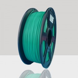 1.75mm ABS Filament Green for 3D Printers, Rohs Compliance,1kg Spool, Dimensional Accuracy +/- 0.03 mm
