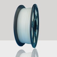 1.75mm PLA Filament Natural Color for 3D Printers, Rohs Compliance,1kg Spool, Dimensional Accuracy +/- 0.03 mm