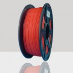 1.75mm PLA Filament Red for 3D Printers, Rohs Compliance,1kg Spool, Dimensional Accuracy +/- 0.03 mm