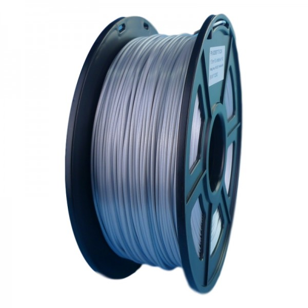 Reflective 3D Printing Filament 1.75mm for 3D Printers, Rohs Compliance,1kg Spool, Dimensional Accuracy +/- 0.03 mm