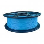 Glow in the Dark Blue 3D Printing Filament 1.75mm for 3D Printers, Rohs Compliance,1kg Spool, Dimensional Accuracy +/- 0.03 mm