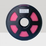 1.75mm PLA Filament Pink for 3D Printers, Rohs Compliance,1kg Spool, Dimensional Accuracy +/- 0.03 mm
